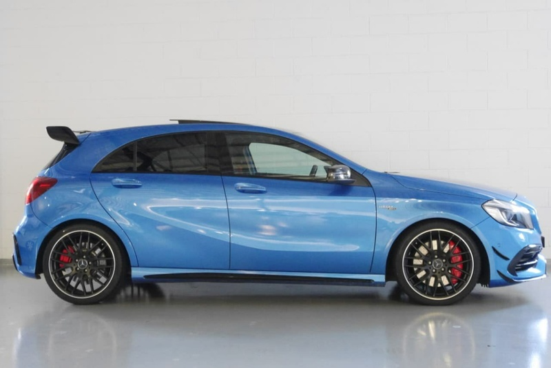 MERCEDES-BENZ A45 AMG W176 AMG Hatchback 5dr SPEEDSHIFT DCT 7sp 4MATIC 2.0T