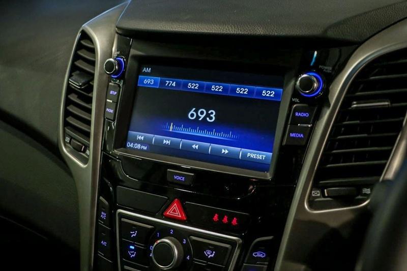 HYUNDAI I30 Active X GD4 Series II Active X Hatchback 5dr Spts Auto 6sp 1.8i [MY17]