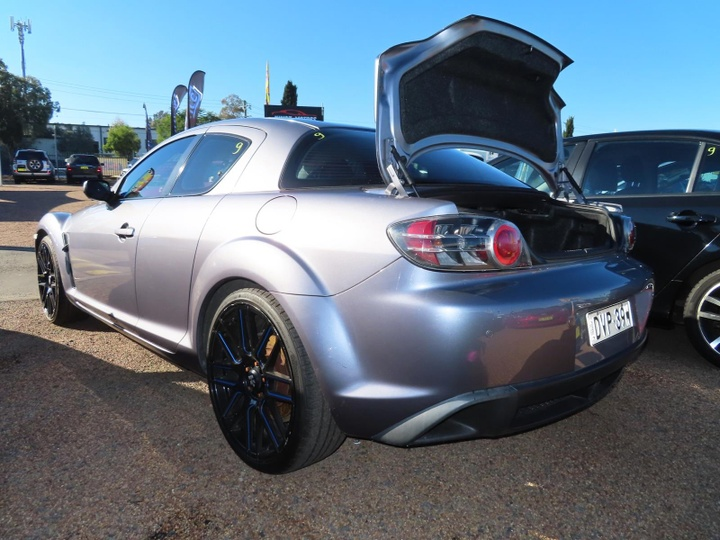 MAZDA RX-8  FE Series 1 Coupe 4dr Man 6sp 13Bi Rotary (plus Leather Pack)