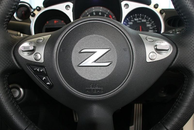 NISSAN 370Z  Z34 Coupe 2dr Man 6sp 3.7i [MY17]