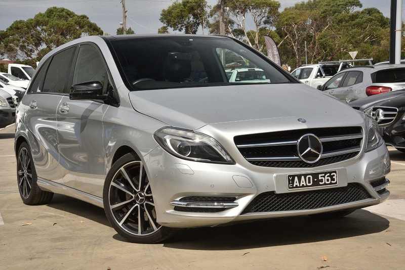 Mercedes Benz B250 W246 Hatchback 5dr Dct 7sp 2 0t Jun
