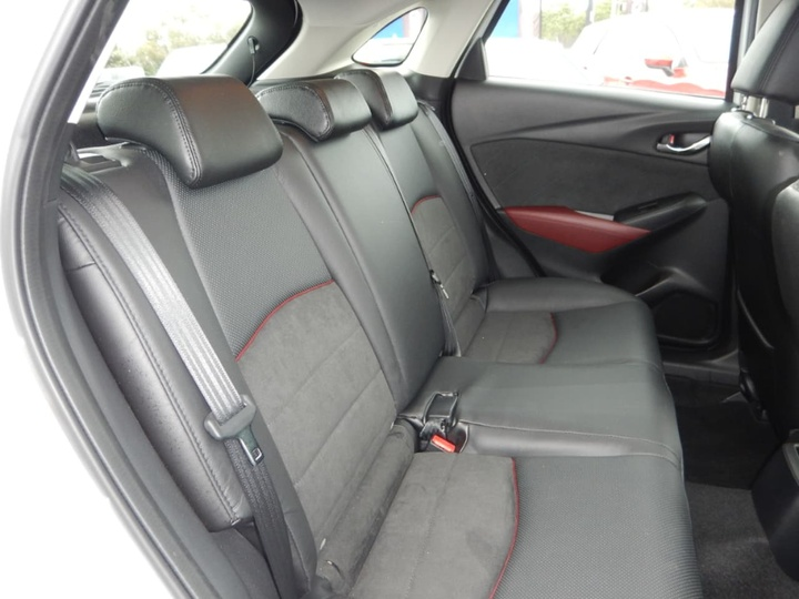 MAZDA CX-3 Akari DK Akari Wagon 5dr SKYACTIV-Drive 6sp 2.0i (FWD)