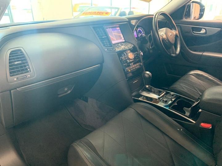INFINITI QX70 GT S51 GT Wagon 5dr Spts Auto 7sp 4x4 3.7i