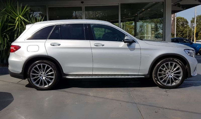 MERCEDES-BENZ GLC250 d X253 d Wagon 5dr 9G-TRONIC 9sp 4MATIC 2.1DTT [Sep]
