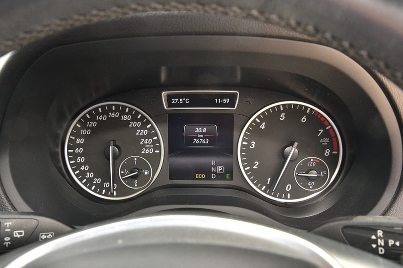 MERCEDES-BENZ B250  W246 Hatchback 5dr DCT 7sp 2.0T (Jun)