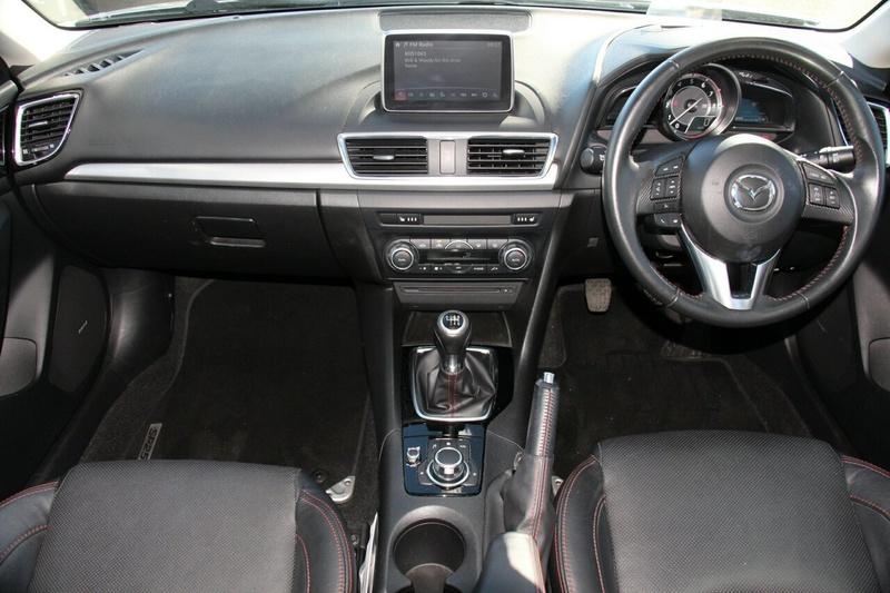 MAZDA 3 SP25 BM Series SP25 GT Hatchback 5dr SKYACTIV-MT 6sp 2.5i [Nov]