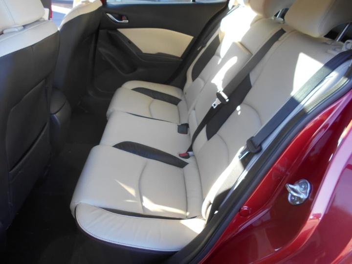 MAZDA 3 SP25 BM Series SP25 GT Hatchback 5dr SKYACTIV-MT 6sp 2.5i [Jan]