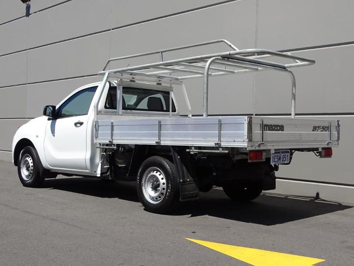 MAZDA BT-50 XT UP XT Cab Chassis Single Cab 2dr Man 6sp 4x2 2.2DT (3-st)