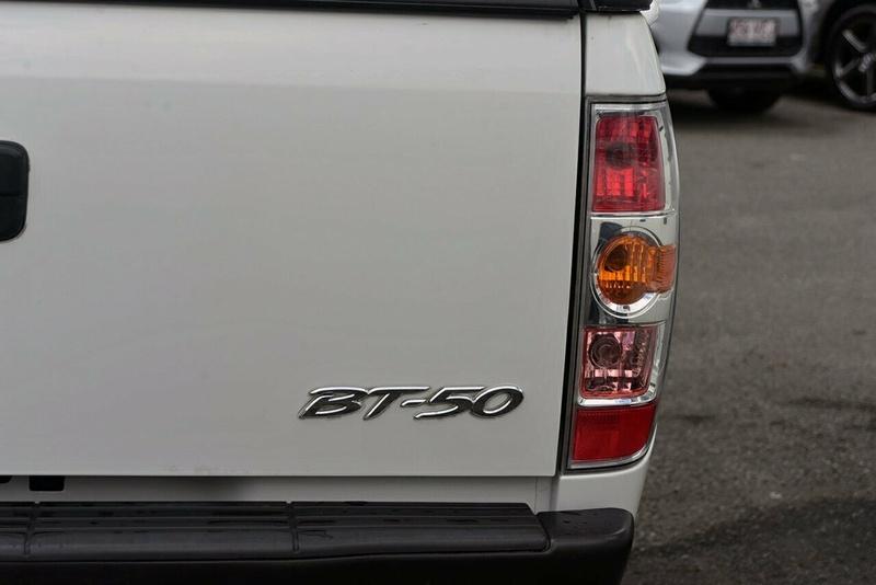 MAZDA BT-50 DX UN DX Utility Dual Cab 4dr Man 5sp 4x4 3.0DT