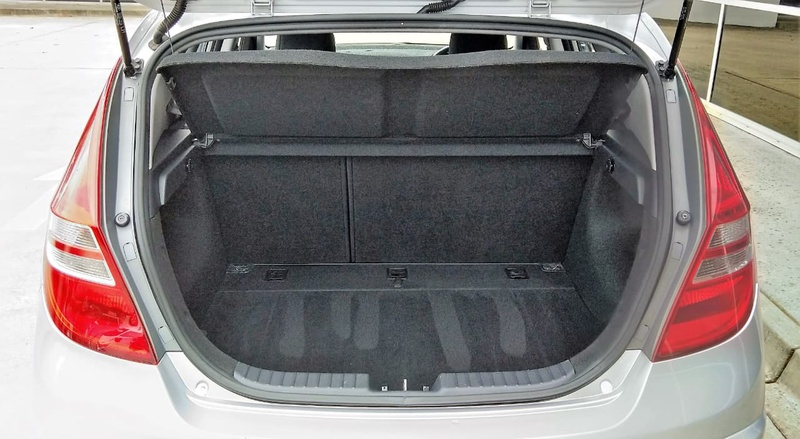HYUNDAI I30 SX FD SX Hatchback 5dr Man 5sp 2.0i