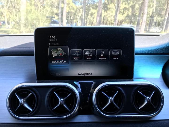 MERCEDES-BENZ X-CLASS X350d 470 X350d Power Utility Dual Cab 4dr 7G-TRONIC + 7sp 4MATIC 3.0DT