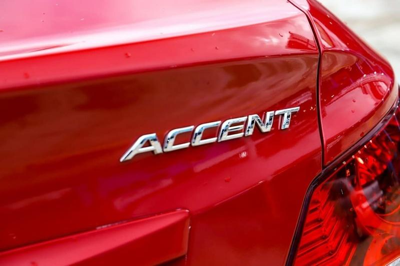 HYUNDAI ACCENT Active RB Active Sedan 4dr Man 5sp 1.6i