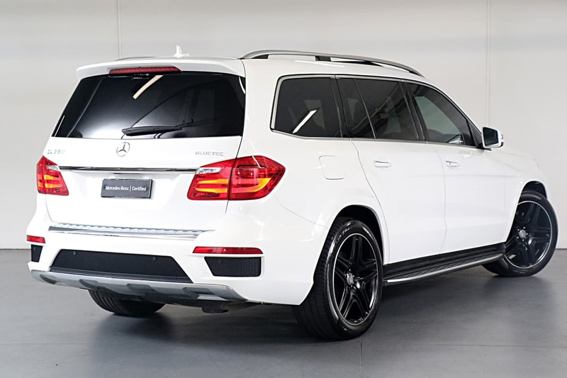 MERCEDES-BENZ GL350 BlueTEC X166 BlueTEC Edition S Wagon 7st 5dr 7G-TRONIC + 7sp 4x4 3.0DT [Feb]