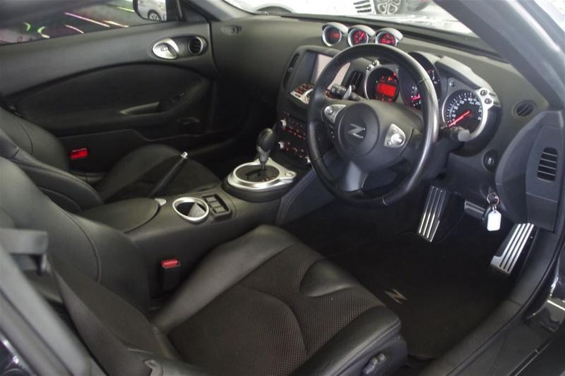 NISSAN 370Z  Z34 Coupe 2dr Man 6sp 3.7i [MY14]