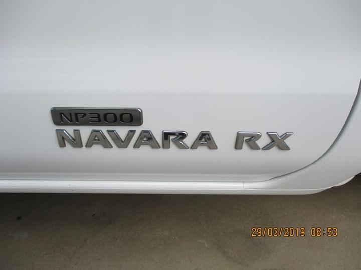 NISSAN NAVARA RX D23 Series 2 RX Cab Chassis Single Cab 2dr Spts Auto 7sp 4x4 2.3DT