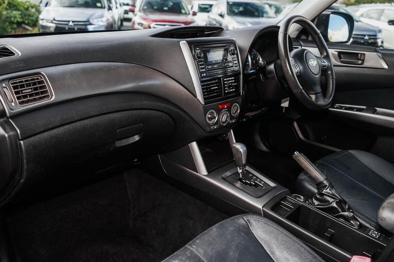 SUBARU FORESTER X S3 X. Wagon 5dr Spts Auto 4sp AWD 2.5i [MY12]