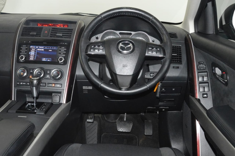 MAZDA CX-9 Luxury TB Series 5 Luxury Wagon 7st 5dr Activematic 6sp AWD 3.7i [Dec]