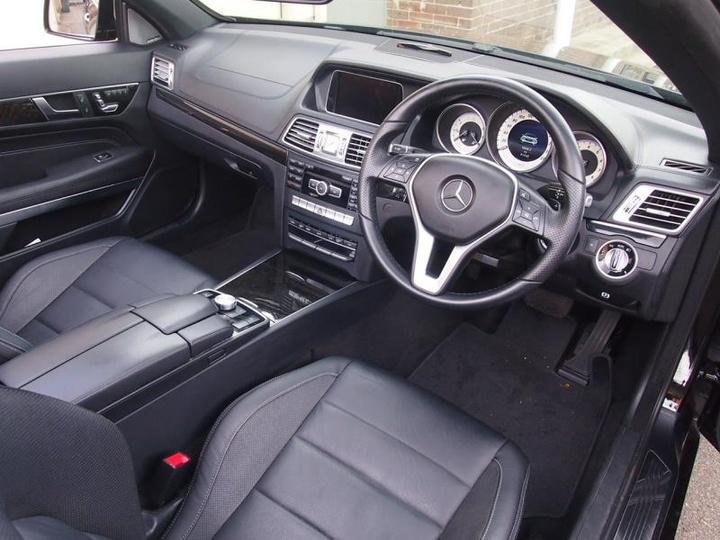 MERCEDES-BENZ E400  A207 Cabriolet 2dr 7G-TRONIC + 7sp 3.0TT