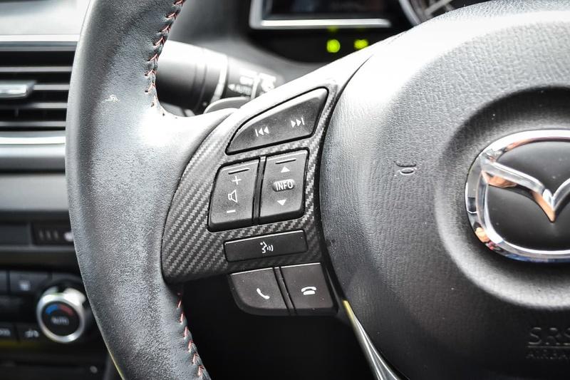 MAZDA 3 SP25 BM Series SP25 GT Sedan 4dr SKYACTIV-Drive 6sp 2.5i [Nov]