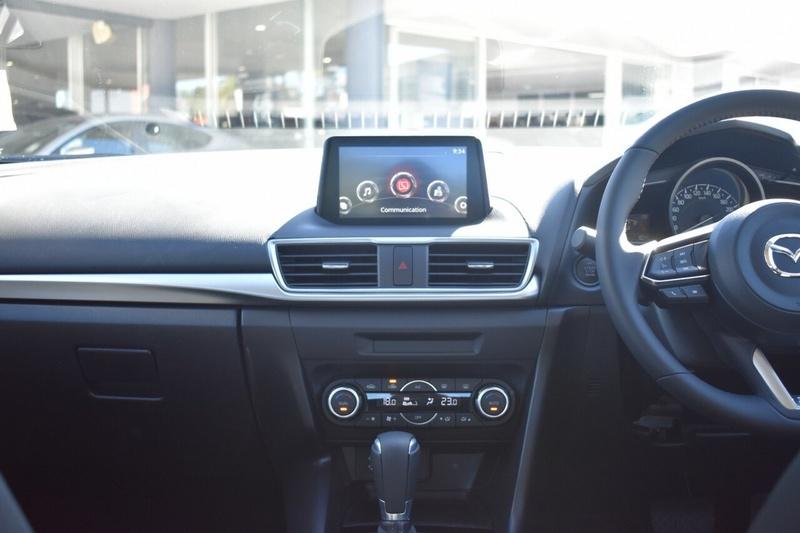 MAZDA 3 Maxx BN Series Maxx Sport Sedan 4dr SKYACTIV-Drive 6sp 2.0i