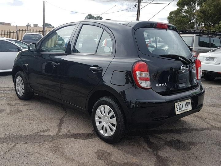 NISSAN MICRA Ti K13 Ti Hatchback 5dr Man 5sp 1.5i