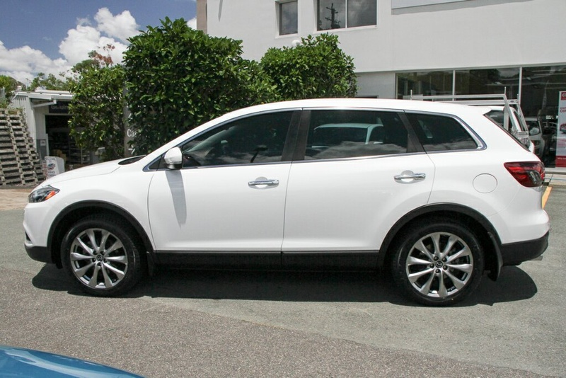 MAZDA CX-9 Grand Touring TB Series 5 Grand Touring Wagon 7st 5dr Activematic 6sp AWD 3.7i [MY14]