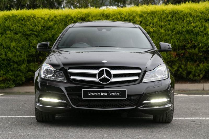 MERCEDES-BENZ C250 BlueEFFICIENCY C204 Coupe 2dr 7G-TRONIC + 7sp 1.8T