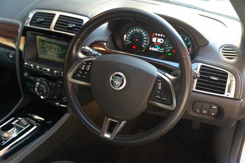 JAGUAR XK  X150 Coupe 2dr Spts Auto 6sp 5.0i [MY12]