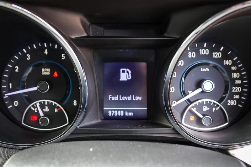 HOLDEN COMMODORE Evoke VF Series II Evoke Sedan 4dr Spts Auto 6sp 3.0i [MY16]