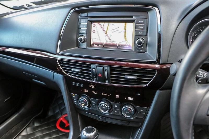 MAZDA 6 Touring GJ Touring Sedan 4dr SKYACTIV-Drive 6sp 2.5i