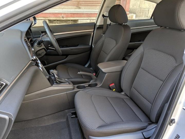 HYUNDAI ELANTRA Active AD.2 Active Sedan 4dr Spts Auto 6sp 2.0i [MY19]