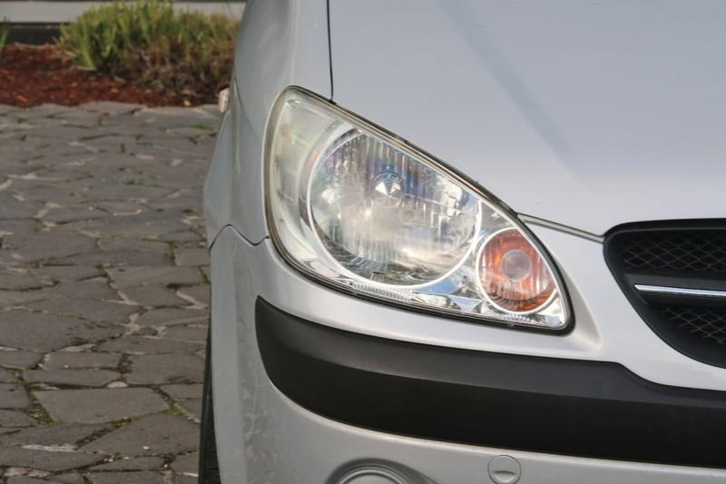 HYUNDAI GETZ SX TB SX Hatchback 5dr Man 5sp 1.6i [MY09]