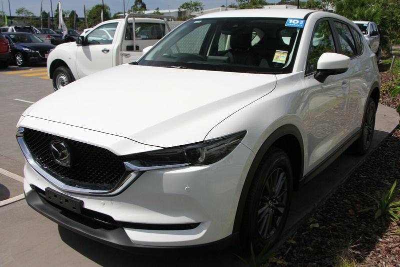 MAZDA CX-5 Touring KF Series Touring Wagon 5dr SKYACTIV-Drive 6sp i-ACTIV AWD 2.2DTT [Sep]
