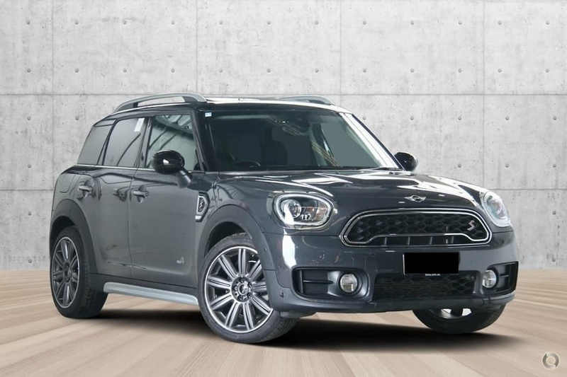 2017 Mini Countryman Cooper Sd Sports Automatic