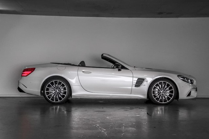 MERCEDES-BENZ SL400  R231 Roadster 2dr 9G-TRONIC PLUS 9sp 3.0TT