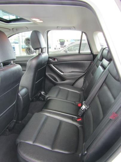 MAZDA CX-5 Akera KE Series 2 Akera Wagon 5dr SKYACTIV-Drive 6sp i-ACTIV AWD 2.5i