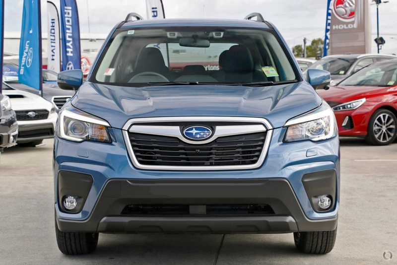 2018 Subaru Forester 2 5i L Constantly Variable