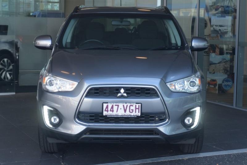 MITSUBISHI ASX  XB Wagon 5dr CVT 6sp 2WD 2.0i [MY14]