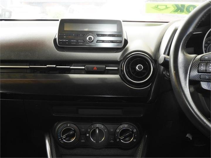 MAZDA 2 Maxx DJ Series Maxx Hatchback 5dr SKYACTIV-Drive 6sp 1.5i [Aug]