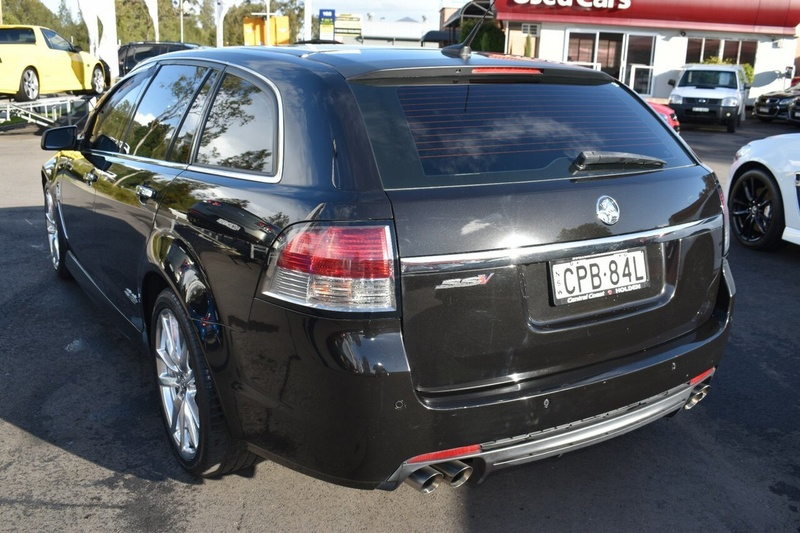 HOLDEN COMMODORE SS V VF SS V Redline Sportwagon 5dr Spts Auto 6sp 6.0i [MY14]