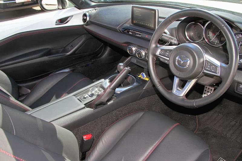 MAZDA MX-5  ND Roadster 2dr SKYACTIV-MT 6sp 2.0i [May]