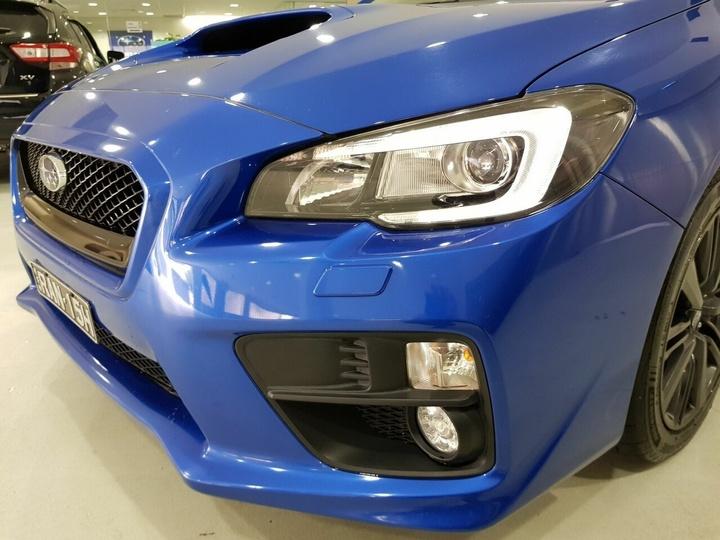 SUBARU WRX  V1. Sedan 4dr Man 6sp AWD 2.0T [MY15]