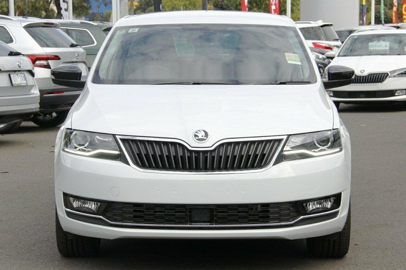 SKODA RAPID  NH Spaceback 5dr DSG 7sp 1.4T [MY19]
