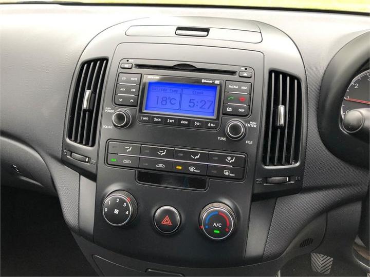 HYUNDAI I30 SX FD SX cw Wagon 5dr Man 5sp 2.0i [MY11]