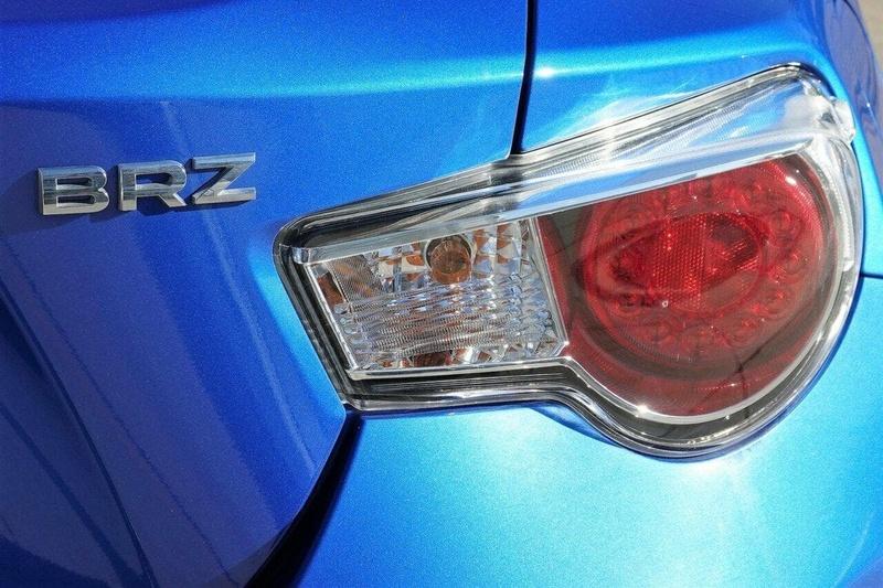 SUBARU BRZ  Z1. Coupe 2dr Man 6sp 2.0i [MY13]