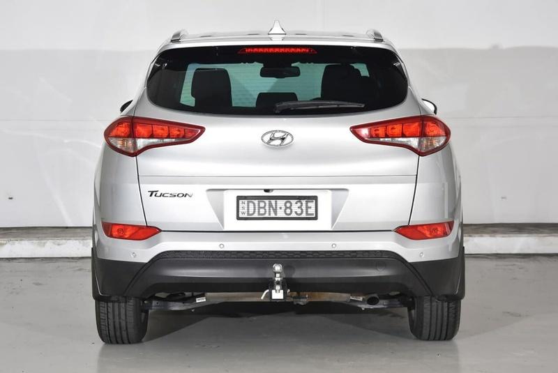 HYUNDAI TUCSON Elite TLe Elite Wagon 5dr Spts Auto 6sp 2WD 2.0i [May]