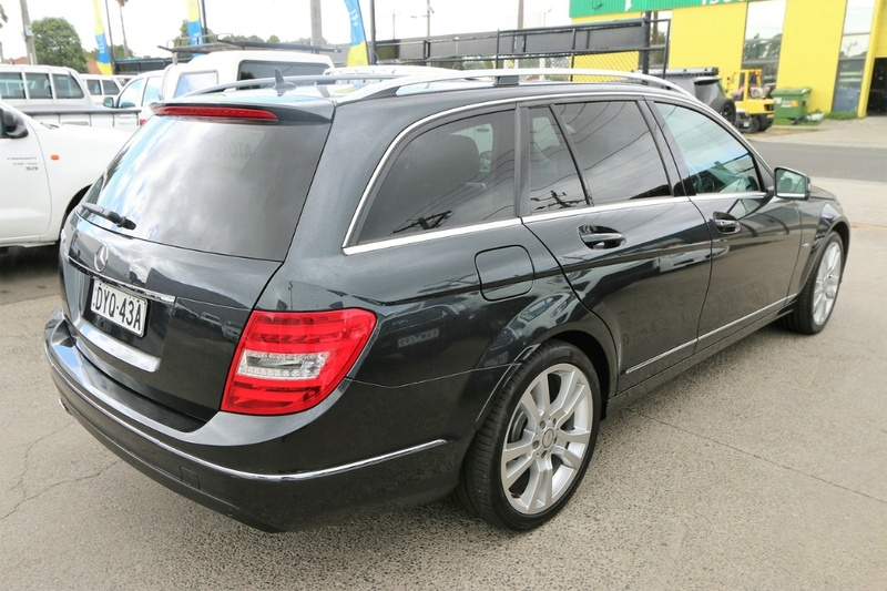 MERCEDES-BENZ C250 BlueEFFICIENCY W204 BlueEFFICIENCY Avantgarde Estate 5dr 7G-TRONIC + 7sp 1.8T [MY13]