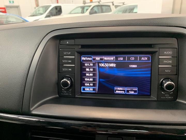 MAZDA CX-5 Grand Touring KE Series Grand Touring Wagon 5dr SKYACTIV-Drive 6sp AWD 2.0i