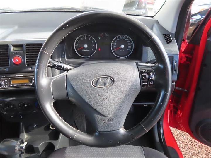 HYUNDAI GETZ S TB S Hatchback 3dr Auto 4sp 1.4i [MY09]