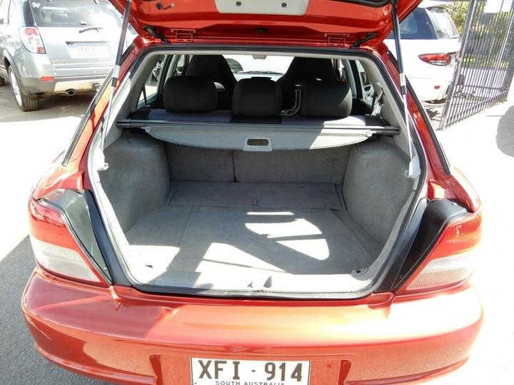 SUBARU IMPREZA WRX S WRX. Hatchback 5dr Man 5sp AWD 2.0T [MY02]